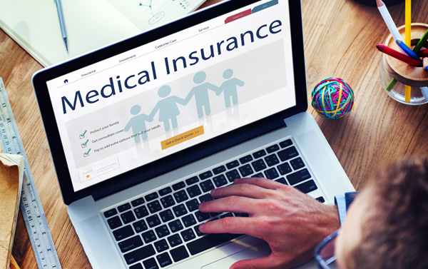 medical insurance cloud software solution